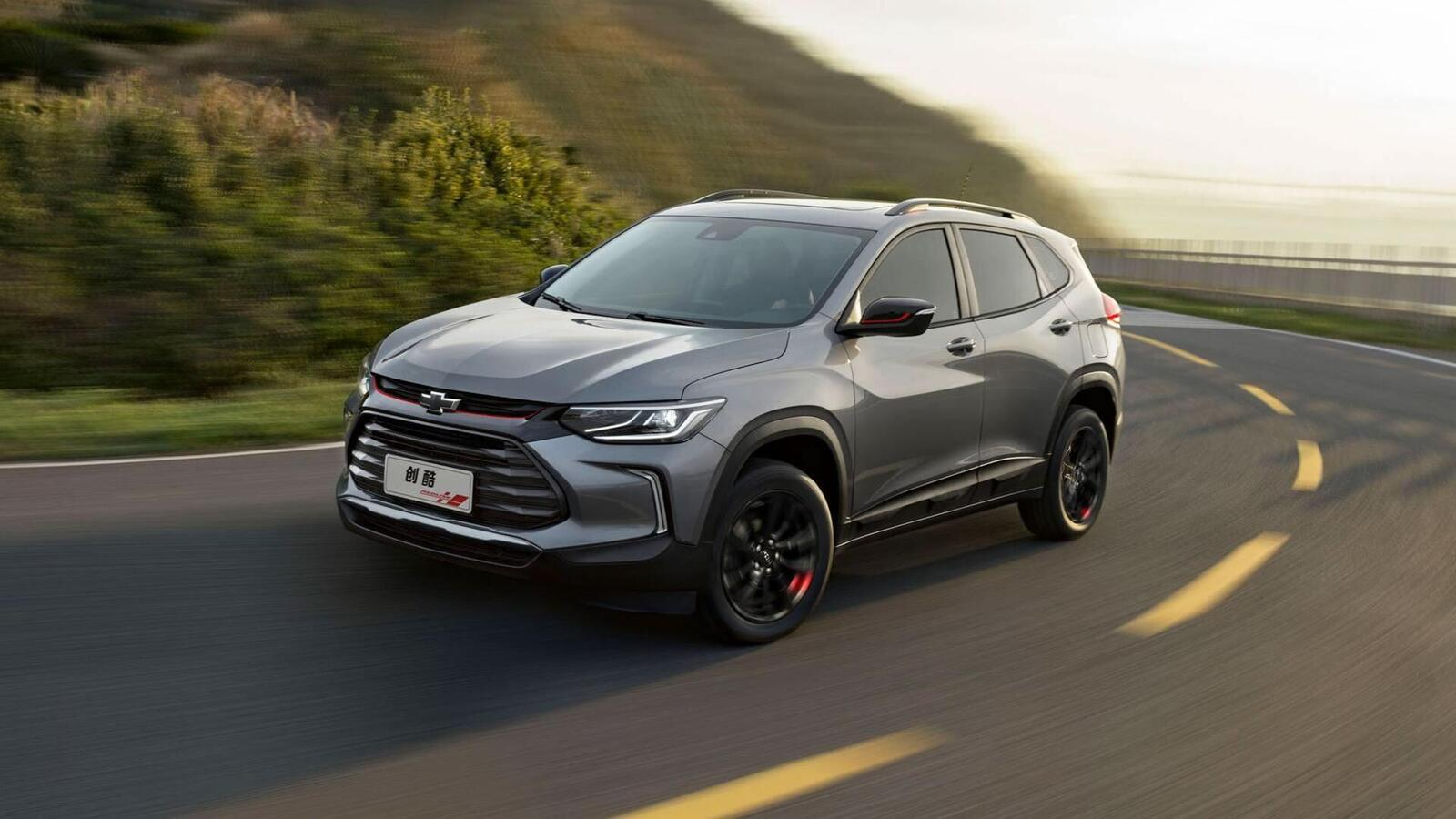 Chevrolet Tracker có giá từ 337 triệu đồng tại Trung Quốc; máy 1.0 và 1.3 tăng áp - Hình 2