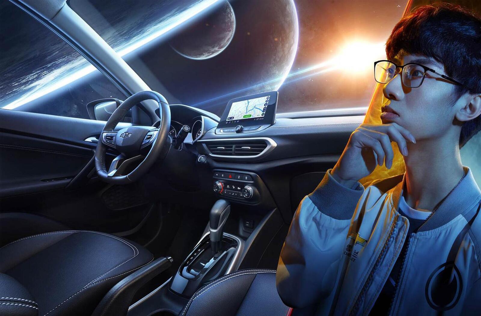 Chevrolet Tracker có giá từ 337 triệu đồng tại Trung Quốc; máy 1.0 và 1.3 tăng áp - Hình 4