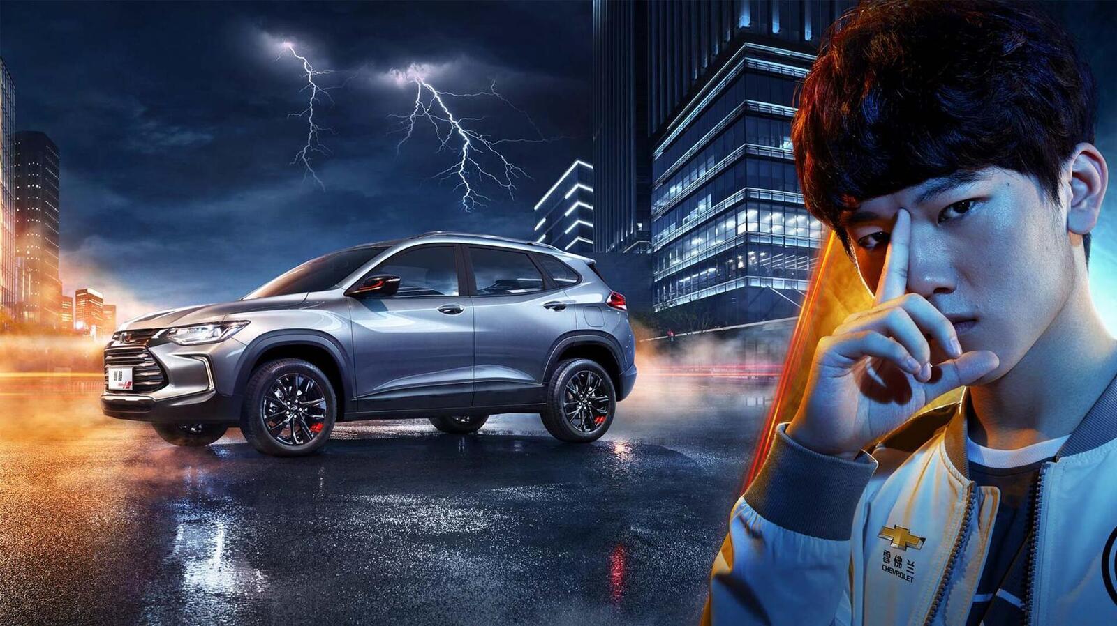 Chevrolet Tracker có giá từ 337 triệu đồng tại Trung Quốc; máy 1.0 và 1.3 tăng áp - Hình 7