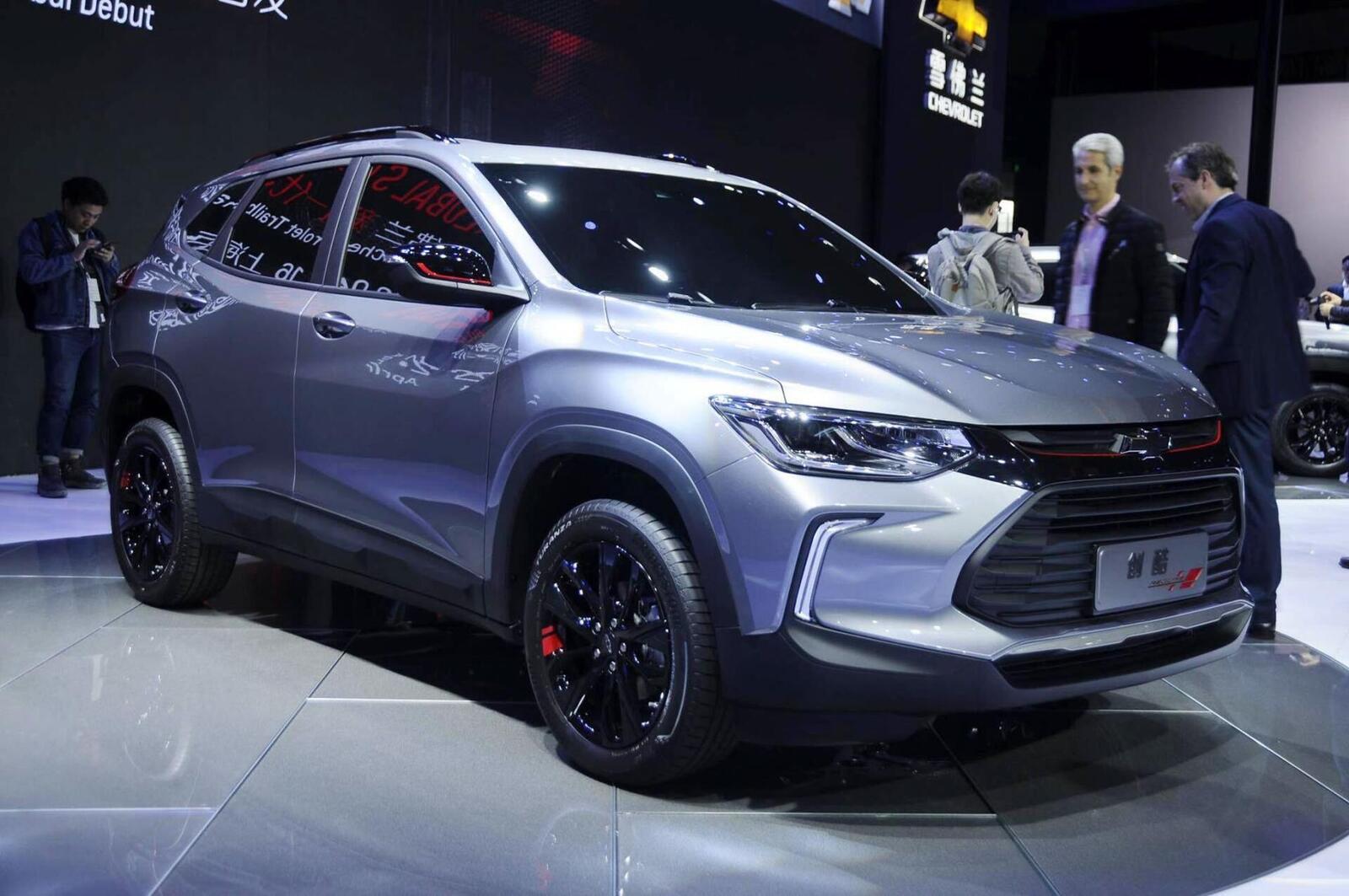 Chevrolet Tracker có giá từ 337 triệu đồng tại Trung Quốc; máy 1.0 và 1.3 tăng áp - Hình 8