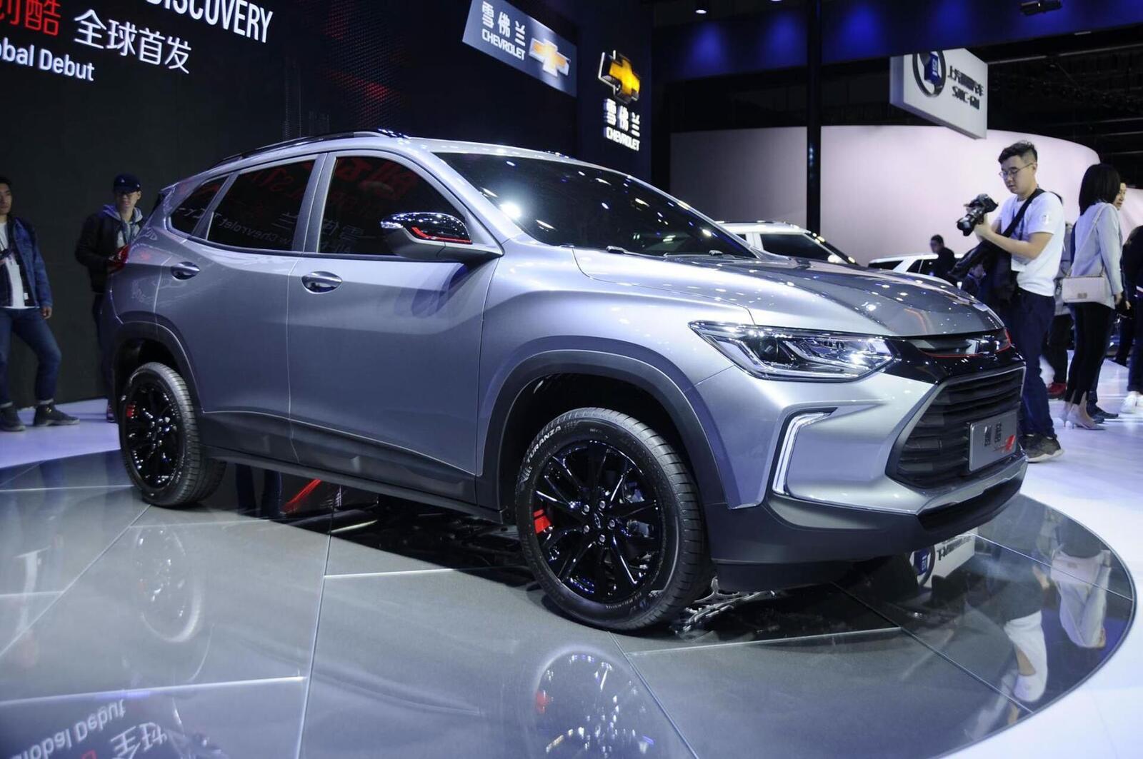 Chevrolet Tracker có giá từ 337 triệu đồng tại Trung Quốc; máy 1.0 và 1.3 tăng áp - Hình 9