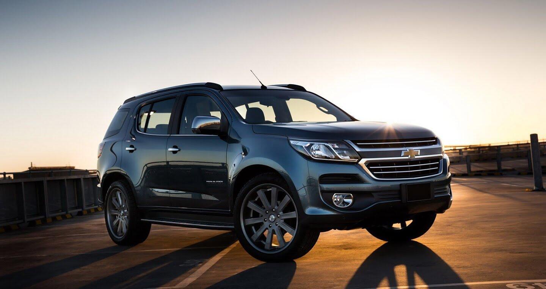 Chevrolet Trailblazer 2017 sẵn sàng ra mắt tại Việt Nam, cạnh tranh với Fortuner - Hình 1