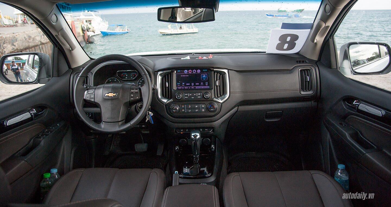 Chevrolet Trailblazer 2017 sẵn sàng ra mắt tại Việt Nam, cạnh tranh với Fortuner - Hình 2