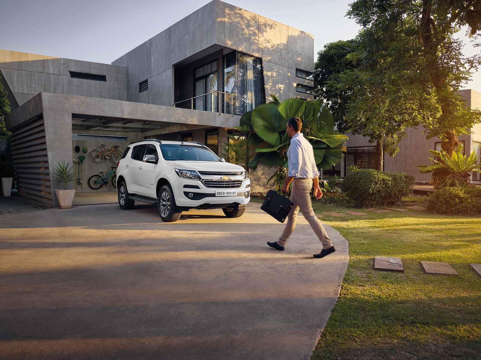 Chevrolet Trailblazer đã có giá bán; chỉ từ 859 triệu đồng - Hình 3