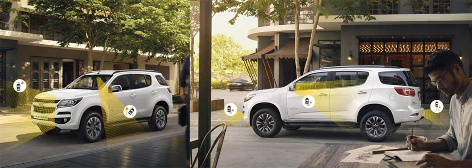 Chevrolet Trailblazer đã có giá bán; chỉ từ 859 triệu đồng - Hình 6