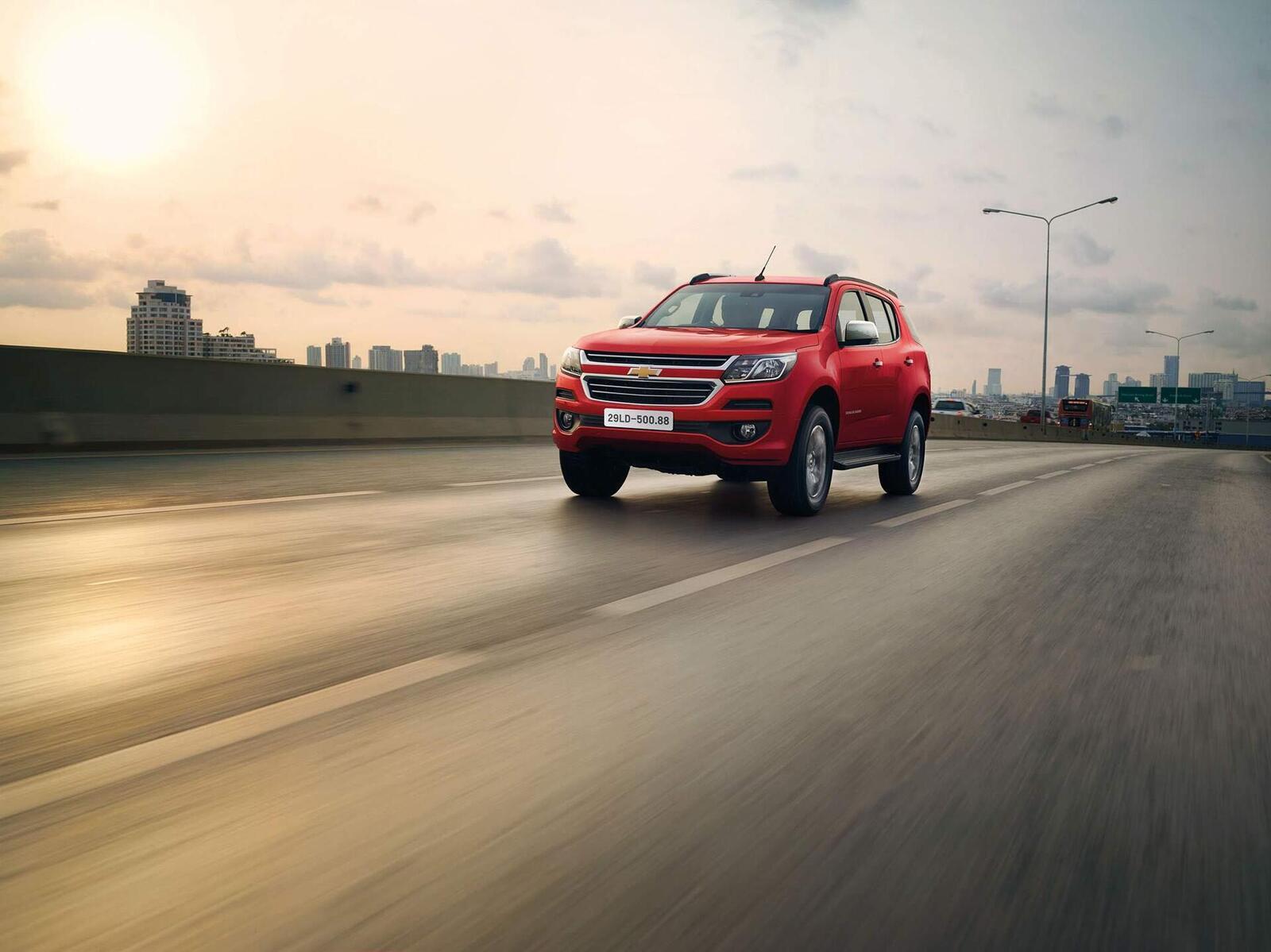Chevrolet Trailblazer đã có giá bán; chỉ từ 859 triệu đồng - Hình 9