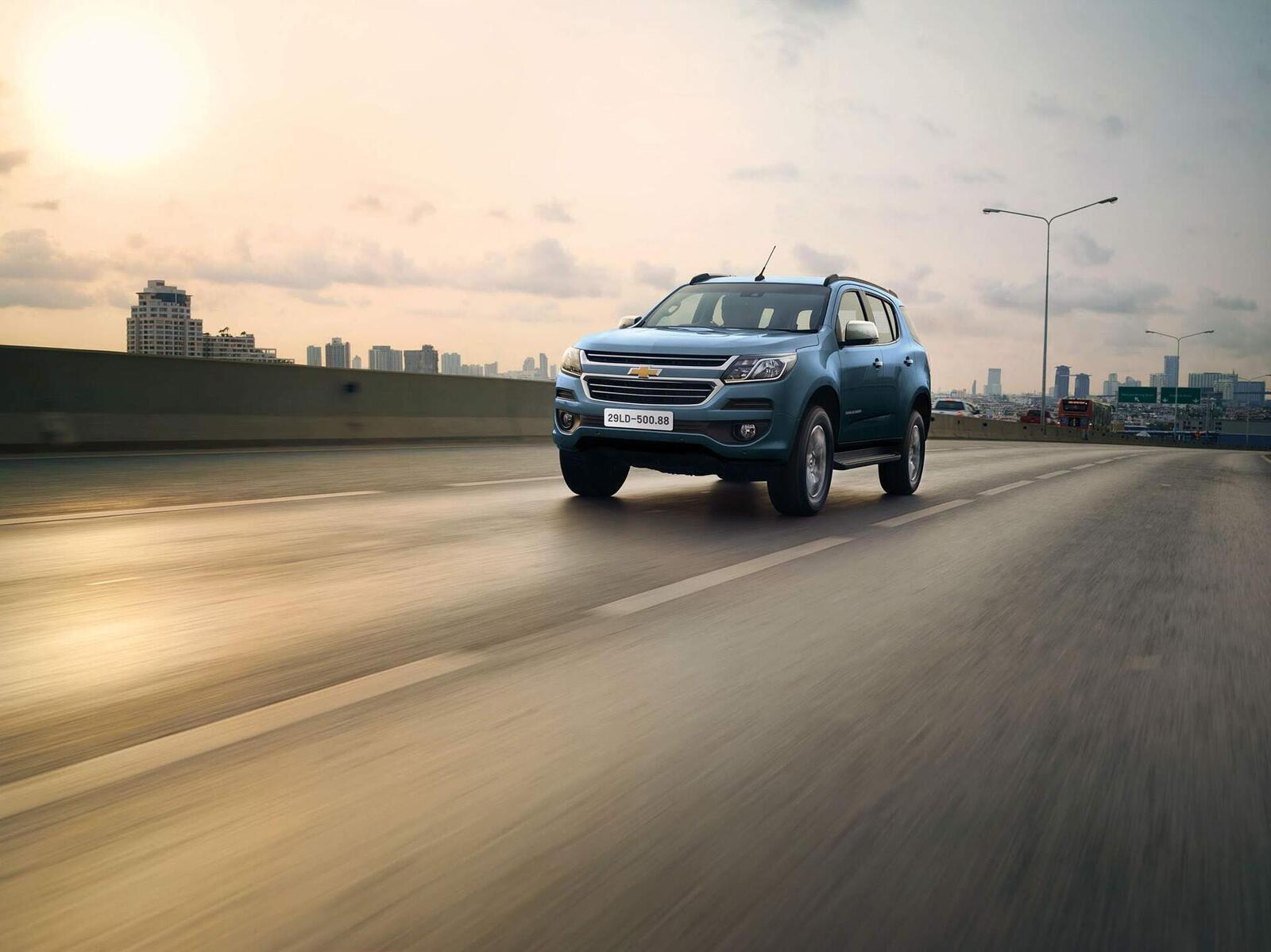 Chevrolet Trailblazer đã có giá bán; chỉ từ 859 triệu đồng - Hình 11
