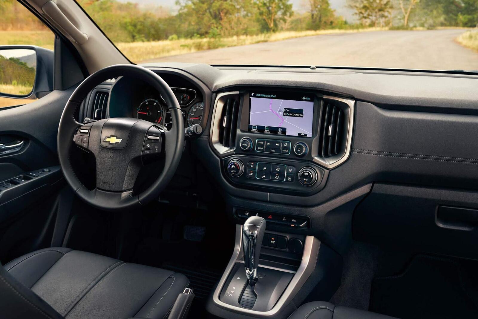 Chevrolet Trailblazer đã có giá bán; chỉ từ 859 triệu đồng - Hình 14