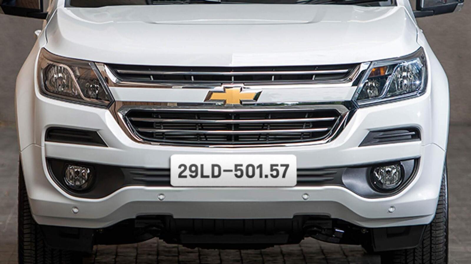 Chevrolet Trailblazer đã có giá bán; chỉ từ 859 triệu đồng - Hình 15