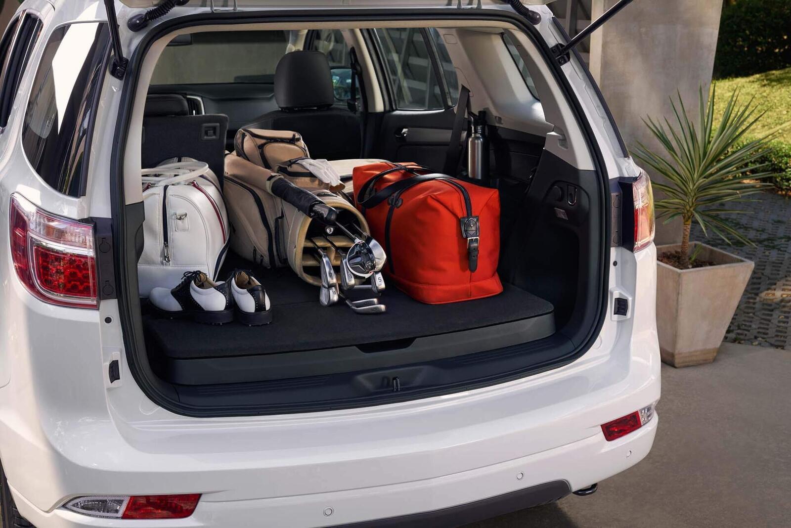 Chevrolet Trailblazer đã có giá bán; chỉ từ 859 triệu đồng - Hình 32