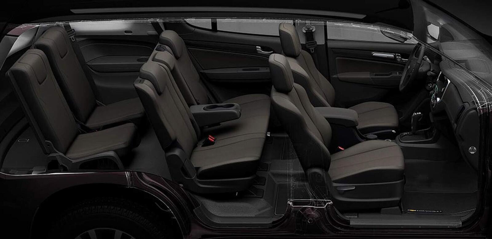 Chevrolet Trailblazer đã có giá bán; chỉ từ 859 triệu đồng - Hình 39