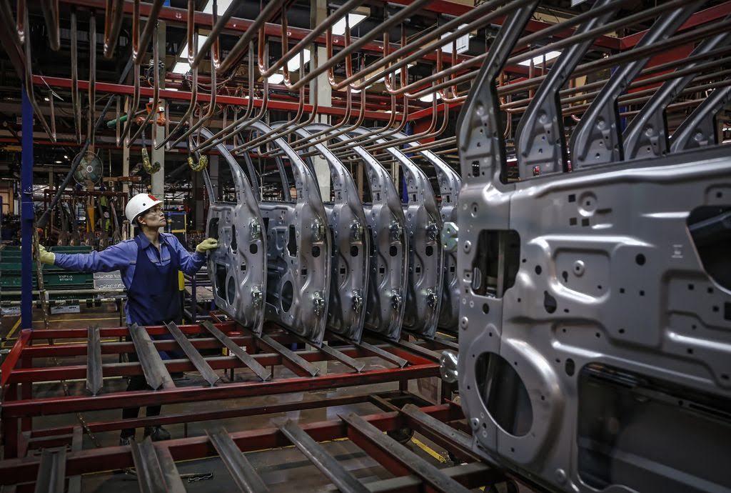 Chevrolet Trailblazer mới được sản xuất trên quy trình sản xuất chất lượng như thế nào? - Hình 3