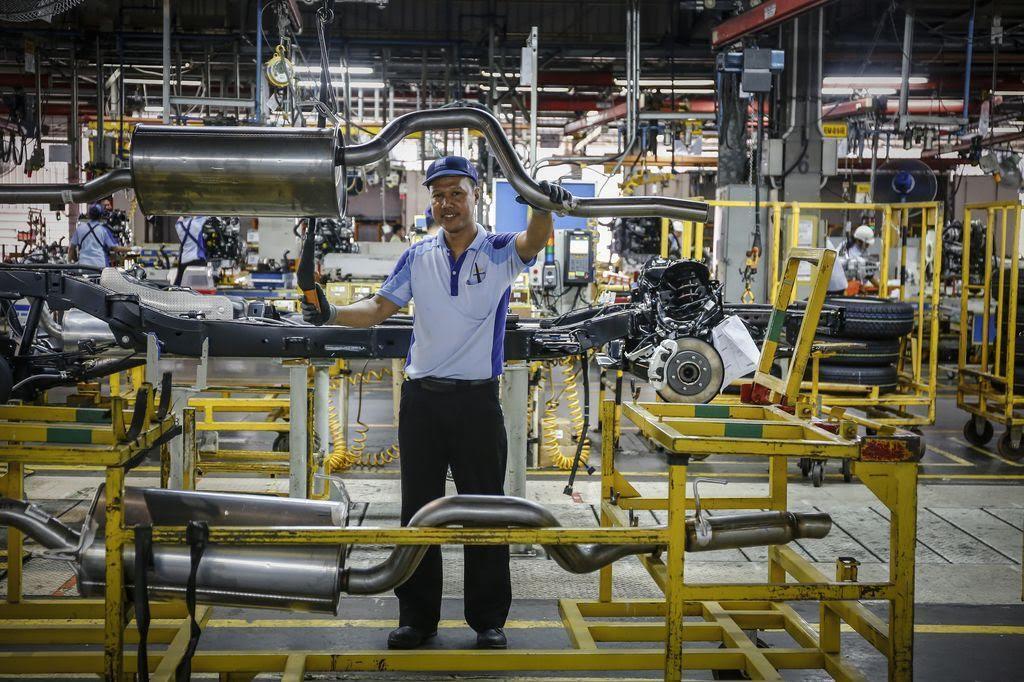 Chevrolet Trailblazer mới được sản xuất trên quy trình sản xuất chất lượng như thế nào? - Hình 4