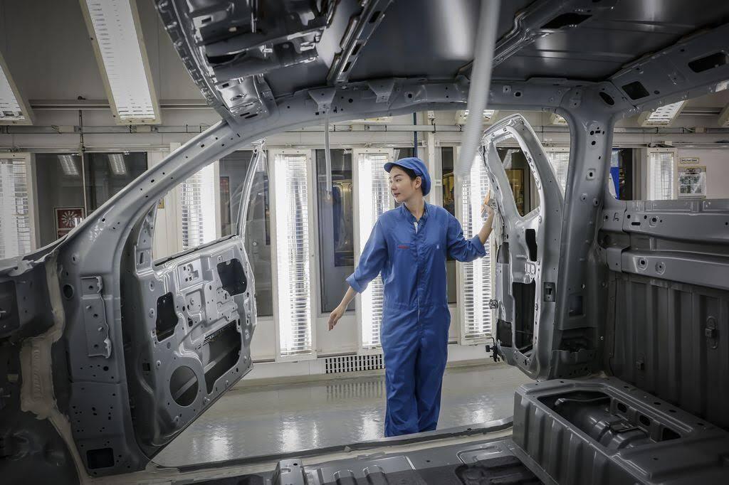 Chevrolet Trailblazer mới được sản xuất trên quy trình sản xuất chất lượng như thế nào? - Hình 6