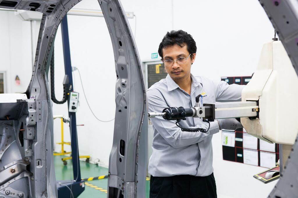 Chevrolet Trailblazer mới được sản xuất trên quy trình sản xuất chất lượng như thế nào? - Hình 7