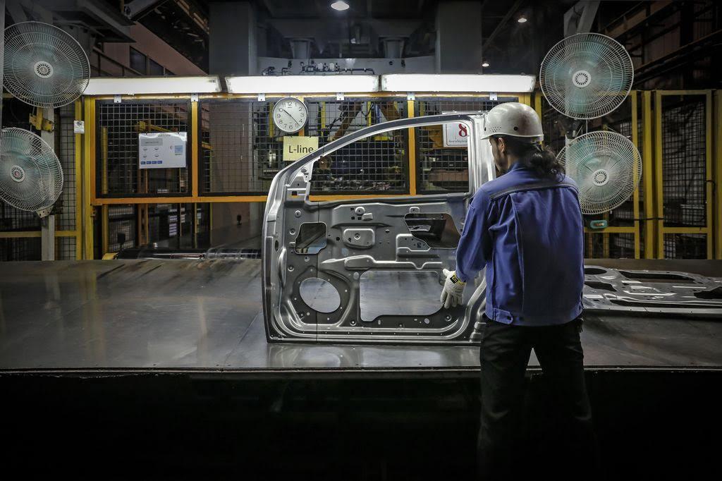 Chevrolet Trailblazer mới được sản xuất trên quy trình sản xuất chất lượng như thế nào? - Hình 8