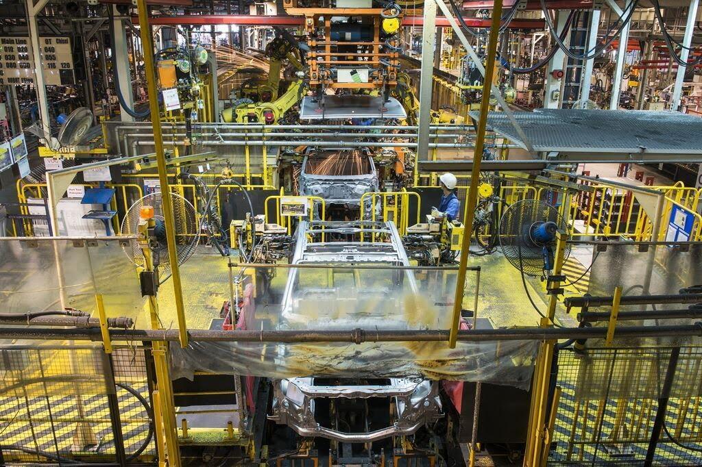 Chevrolet Trailblazer mới được sản xuất trên quy trình sản xuất chất lượng như thế nào? - Hình 9