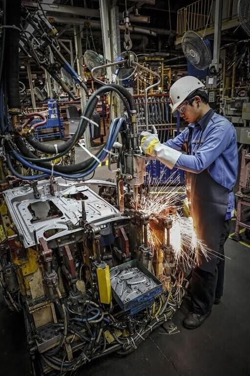 Chevrolet Trailblazer mới được sản xuất trên quy trình sản xuất chất lượng như thế nào? - Hình 11