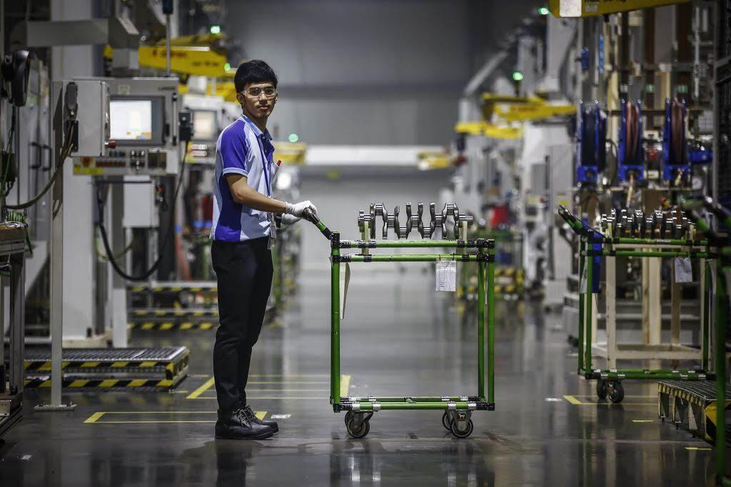 Chevrolet Trailblazer mới được sản xuất trên quy trình sản xuất chất lượng như thế nào? - Hình 14