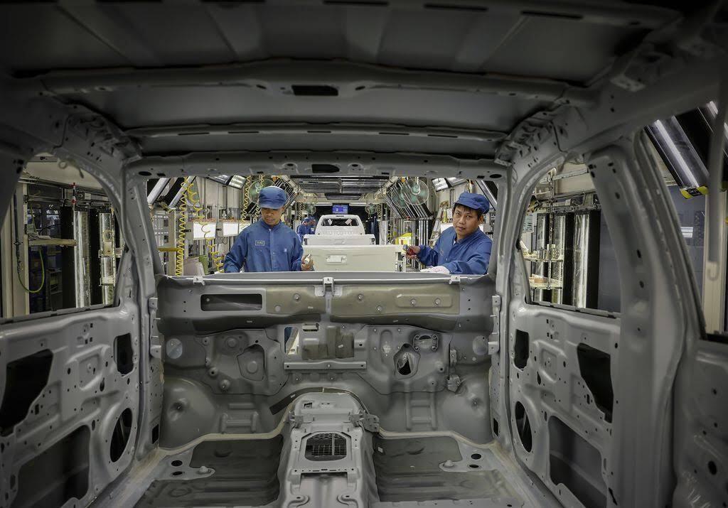 Chevrolet Trailblazer mới được sản xuất trên quy trình sản xuất chất lượng như thế nào? - Hình 15