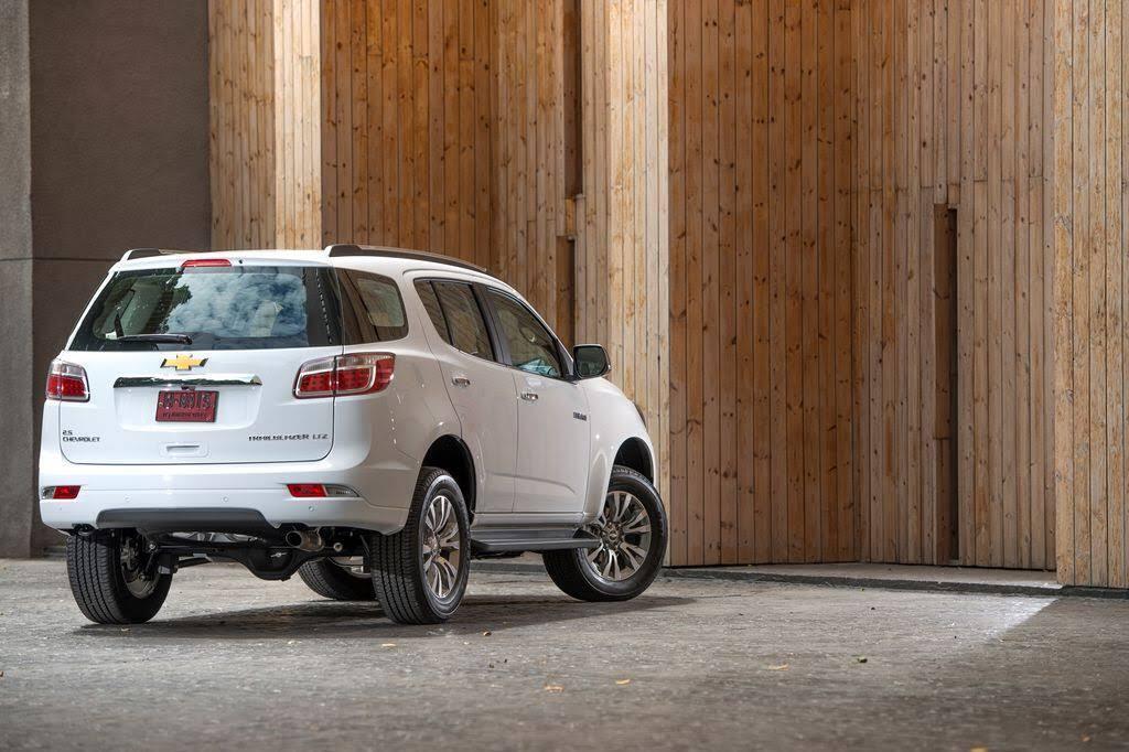 Chevrolet Trailblazer mới được sản xuất trên quy trình sản xuất chất lượng như thế nào? - Hình 19