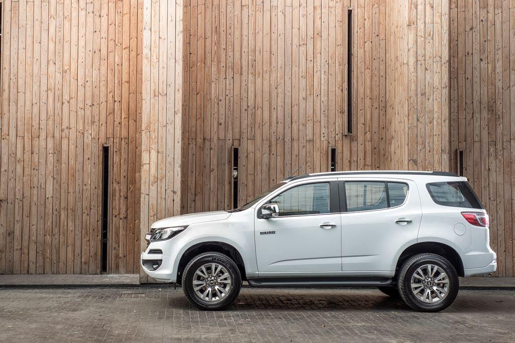 Chevrolet Trailblazer mới được sản xuất trên quy trình sản xuất chất lượng như thế nào? - Hình 20