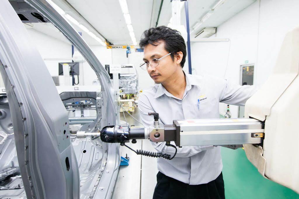 Chevrolet Trailblazer mới được sản xuất trên quy trình sản xuất chất lượng như thế nào? - Hình 24