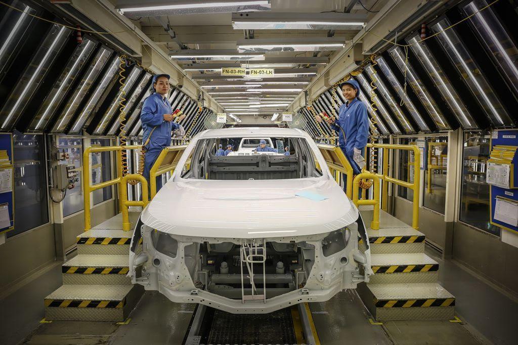 Chevrolet Trailblazer mới được sản xuất trên quy trình sản xuất chất lượng như thế nào? - Hình 26