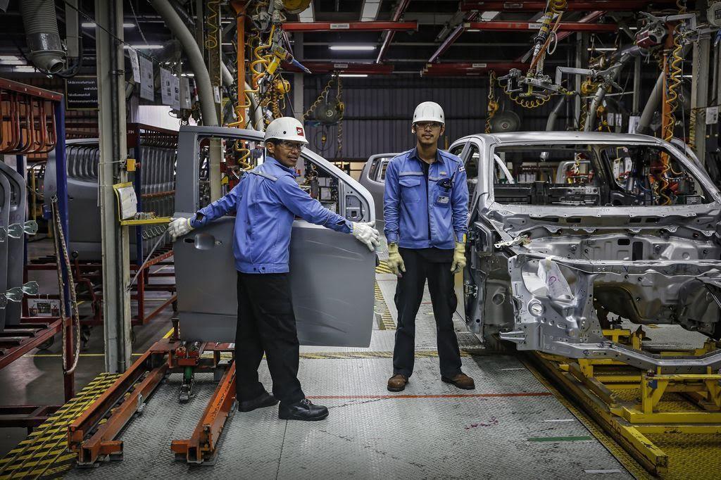 Chevrolet Trailblazer mới được sản xuất trên quy trình sản xuất chất lượng như thế nào? - Hình 27