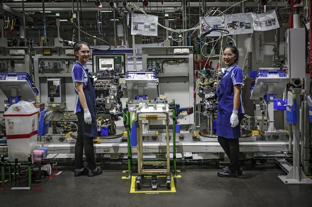 Chevrolet Trailblazer mới được sản xuất trên quy trình sản xuất chất lượng như thế nào? - Hình 28