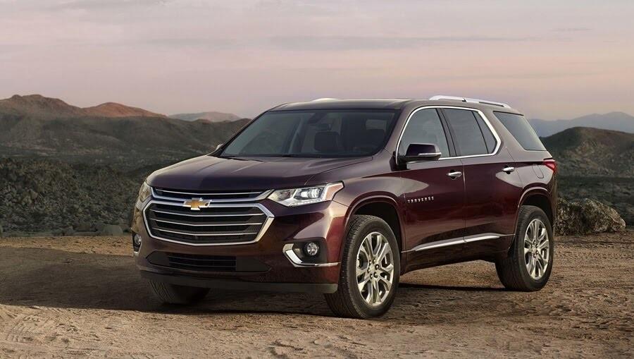 Chevrolet Traverse 2018 có giá từ 30.875 USD - Hình 1