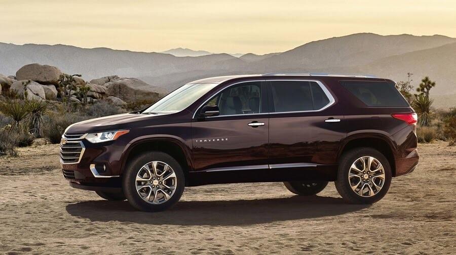 Chevrolet Traverse 2018 có giá từ 30.875 USD - Hình 2