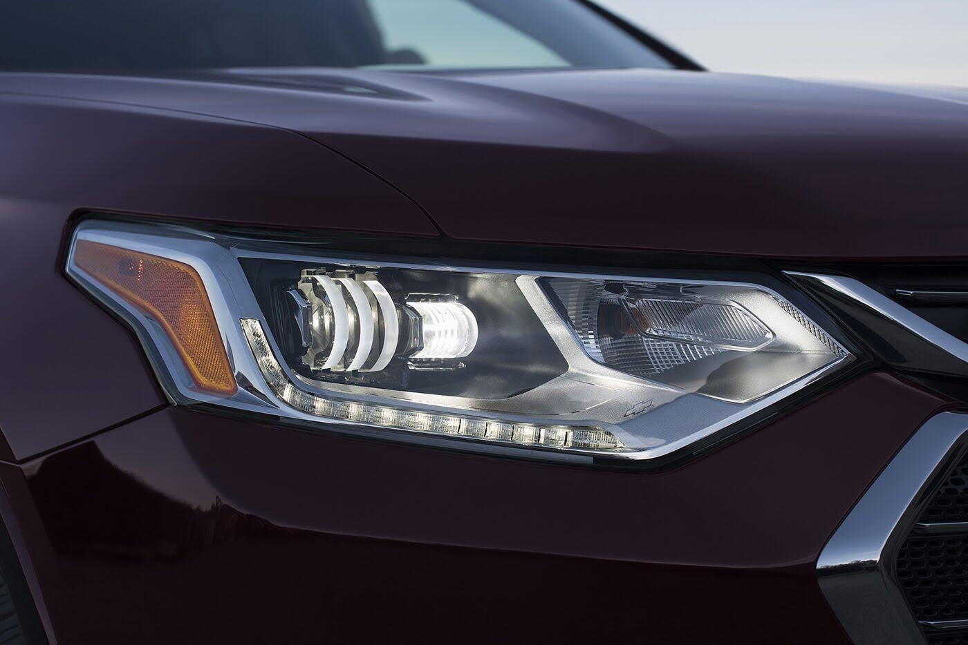 Chevrolet Traverse 2018 - Đối thủ Ford Explorer trình làng - Hình 2