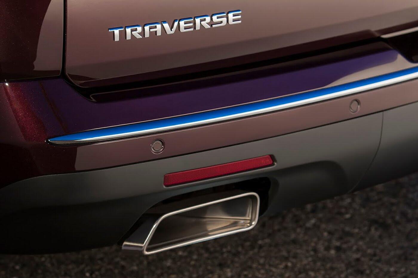 Chevrolet Traverse 2018 - Đối thủ Ford Explorer trình làng - Hình 4