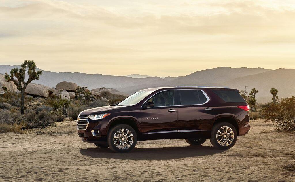 Chevrolet Traverse 2018 sẽ nhận được nhiều công nghệ và tiện ích mới - Hình 1
