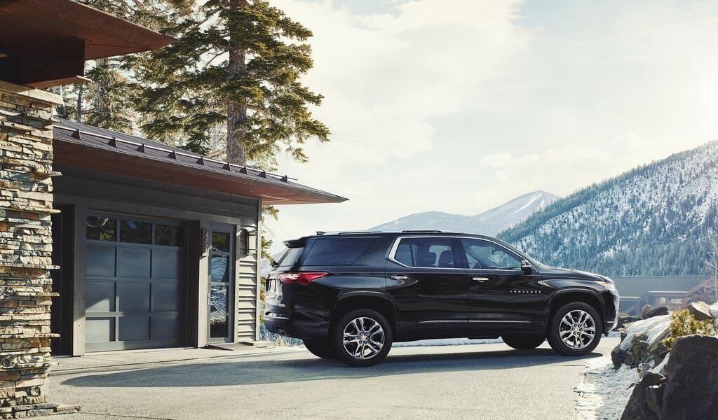 Chevrolet Traverse 2018 sẽ nhận được nhiều công nghệ và tiện ích mới - Hình 2