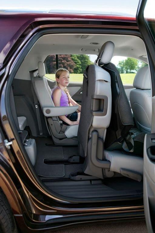 Chevrolet Traverse 2018 sẽ nhận được nhiều công nghệ và tiện ích mới - Hình 4