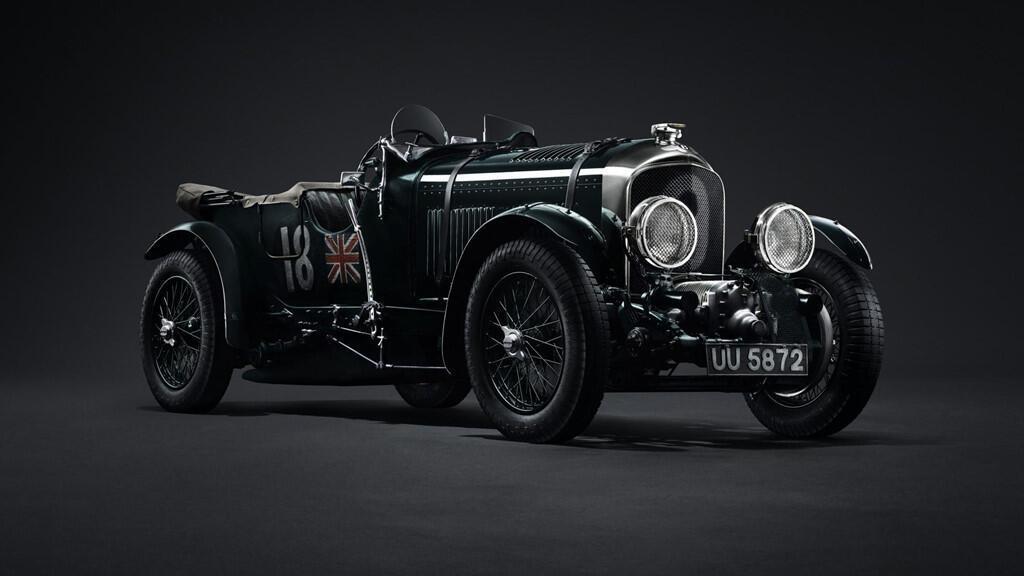 Chỉ có 12 chiếc Bently Blower đời 1929 cực ngầu được tái sản xuất - Hình 1