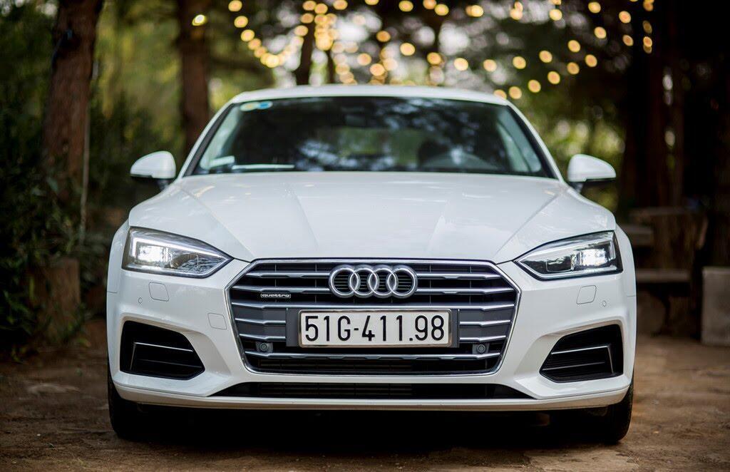 Chi tiết Audi A5 Sportback giá hơn 2,3 tỷ đồng tại VN - Hình 1
