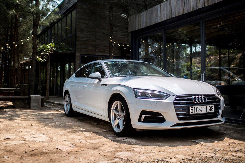 Chi tiết Audi A5 Sportback giá hơn 2,3 tỷ đồng tại VN - Hình 2
