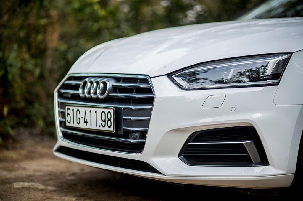 Chi tiết Audi A5 Sportback giá hơn 2,3 tỷ đồng tại VN - Hình 3