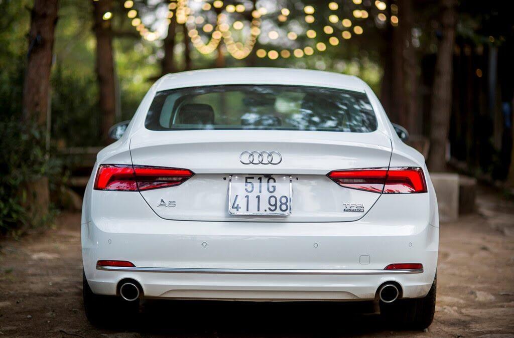 Chi tiết Audi A5 Sportback giá hơn 2,3 tỷ đồng tại VN - Hình 5