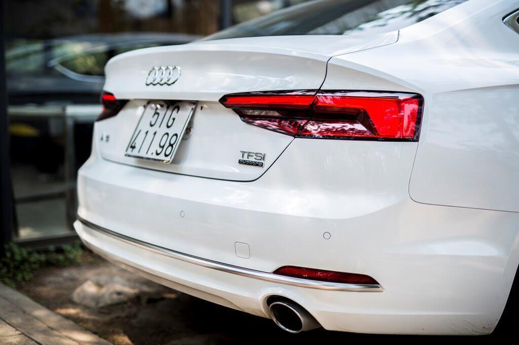 Chi tiết Audi A5 Sportback giá hơn 2,3 tỷ đồng tại VN - Hình 6