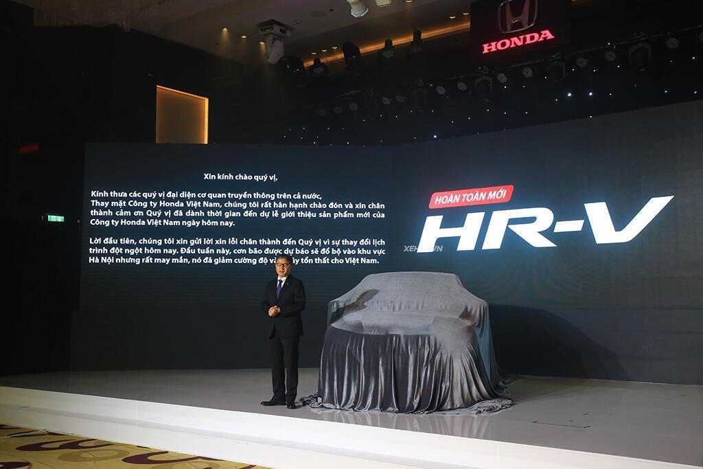 Chi tiết Honda HR-V 2019 vừa ra mắt Việt Nam, giá từ 786 triệu đồng - Hình 1
