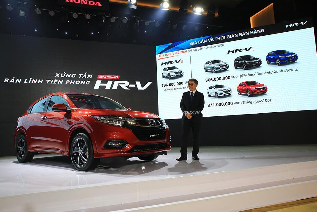 Chi tiết Honda HR-V 2019 vừa ra mắt Việt Nam, giá từ 786 triệu đồng - Hình 10