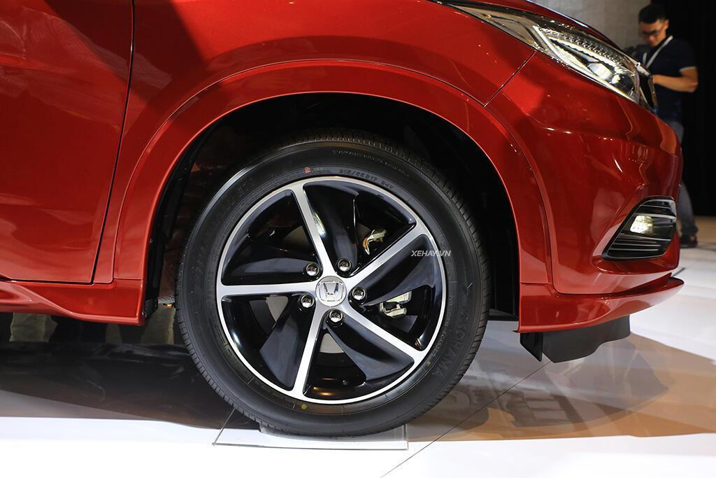 Chi tiết Honda HR-V 2019 vừa ra mắt Việt Nam, giá từ 786 triệu đồng - Hình 16