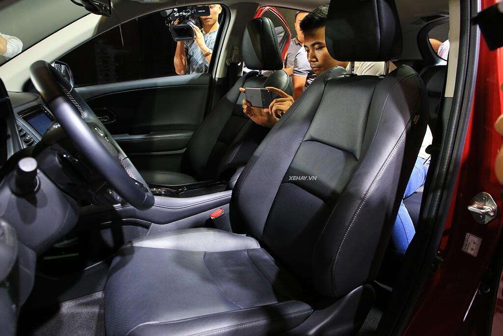 Chi tiết Honda HR-V 2019 vừa ra mắt Việt Nam, giá từ 786 triệu đồng - Hình 17