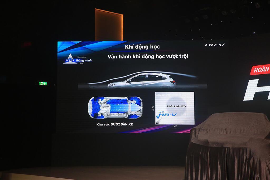 Chi tiết Honda HR-V 2019 vừa ra mắt Việt Nam, giá từ 786 triệu đồng - Hình 2