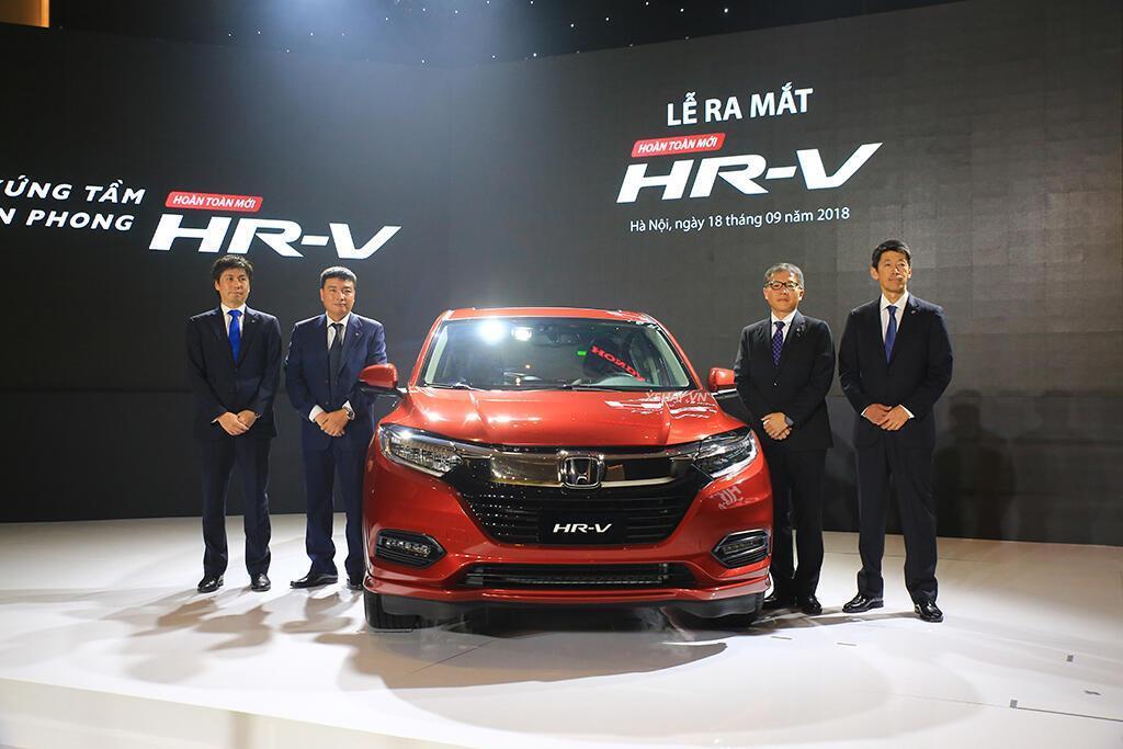 Chi tiết Honda HR-V 2019 vừa ra mắt Việt Nam, giá từ 786 triệu đồng - Hình 3
