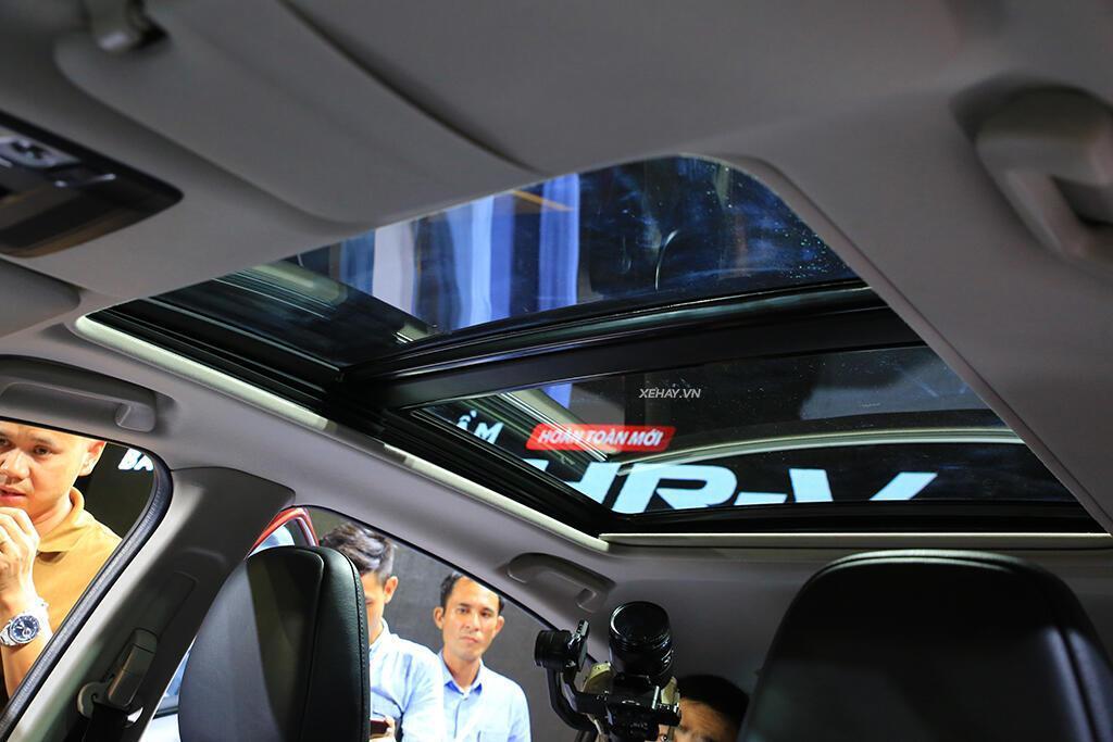 Chi tiết Honda HR-V 2019 vừa ra mắt Việt Nam, giá từ 786 triệu đồng - Hình 8